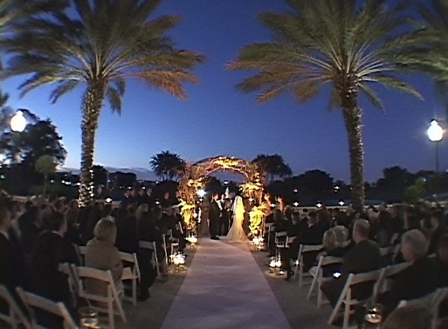 Naples wedding video